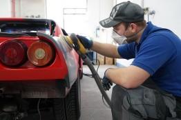 Fahrzeugkonservierung Lackaufbereitung